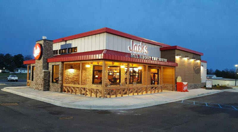 Jack's coming to Pontotoc, first 50 customers to get free breakfast for a month